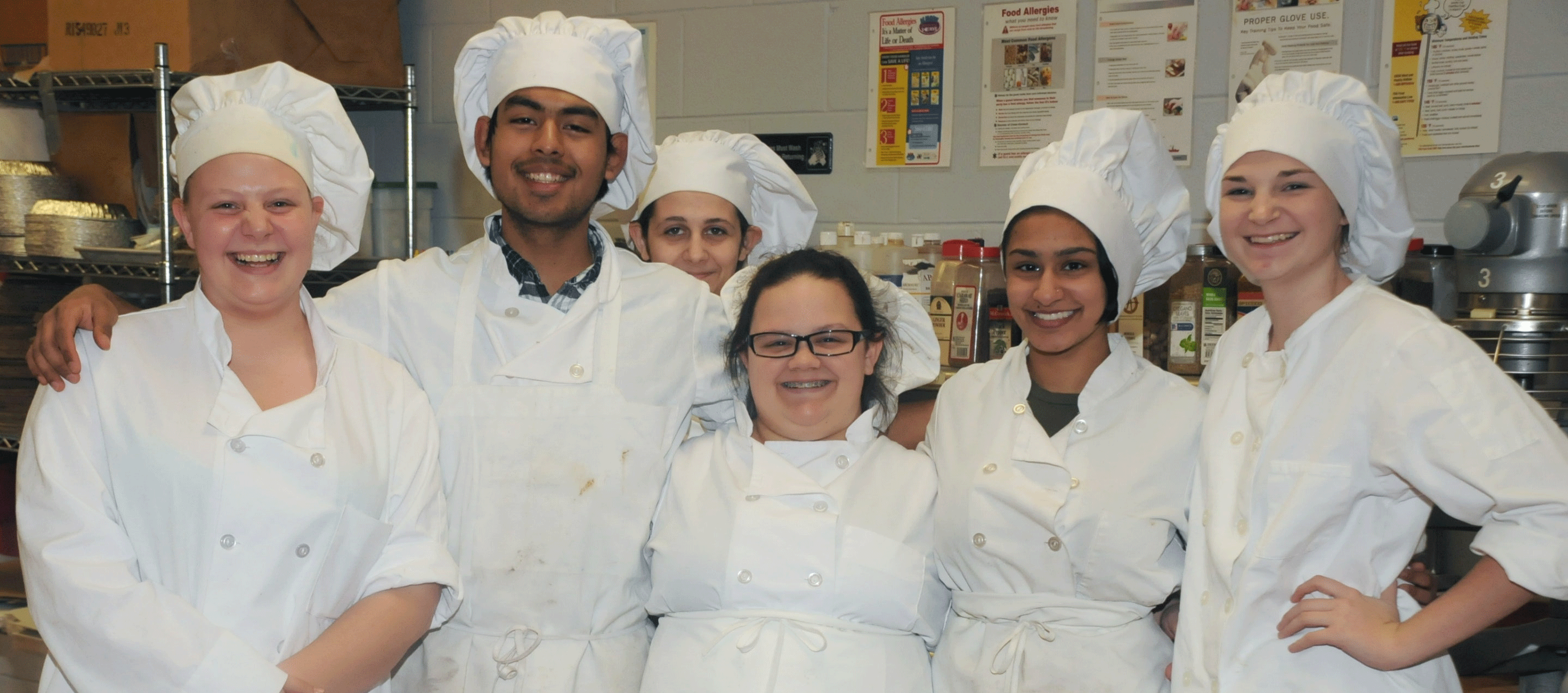 Culinary Students Picture